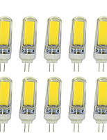 4W LED à Double Broches T COB 350-400 lm Blanc Chaud Blanc V 10