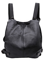 Women Backpack Cowhide All SeasonsCasual Sports Formal Outdoor Office & Career Cycling/Bike Traveling Fitness Racing Running Professioanl