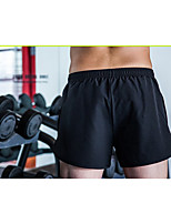 Women's Men's Running Shorts Summer Yoga Boxing Tencel Slim Indoor