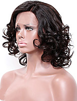 Premier®Loose Wave Full Lace Human Hair Wigs-Glueless 130% Density 100% Unprocessed Brazilian Virgin Remy Full Lace Wigs with Baby Hair For Woman
