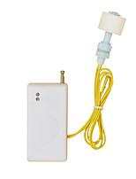 Capteur d'eau sans fil alarme détecteur de niveau de fuite d'eau en 433mhz pour pompe de salle de bains etc