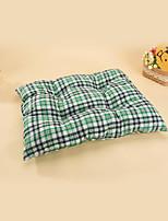 Кровати Животные Коврики и подушки В клетку Красный Зеленый Синий