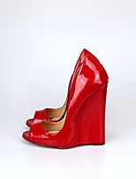 Women's Heels 14CM Heel Height Sexy Round Toe Wedge  Heel Pumps Party Shoes More Colors available