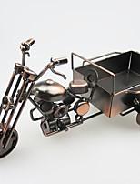Vintage Theme Iron Metallic Wrought Iron,Leather & Metal Crafting Decorative Accessories