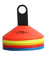 Soccer Training Cone 1 PCS Lightweight Materials Durable Plastic