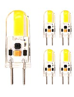 2W LED à Double Broches T 1 COB 180 lm Blanc Chaud Blanc Froid V 5