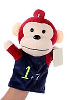 Bonecas Animais Tecido Felpudo