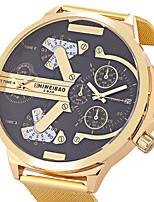 HomensRelógio Esportivo Relógio Militar Relógio Elegante Relógio de Moda Único Criativo relógio Relógio Casual Relógio de Pulso Bracele