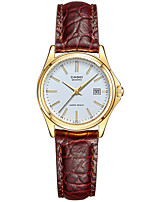 Casio Watch Pointer Series Classic Fashion Simple Waterproof Quartz Women's Watch LTP-1183Q-7A
