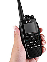 Tyt dm - uvf10 digitales radio 5w 256ch vox gps nachrichten scrambler digitales talkies Zwei-Wege-Radio-Transceiver Walkie Talkie