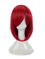 Synthetic Anime  Black Butler  Madame Red Medium Length Cosplay Wig