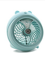 Mini Usb Desktop Charge Beauty Humidification Small Fan