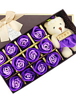 1 Favor Holder-Rectangle Mixed Materials Practical Favors Bath & Soaps Gift Boxes