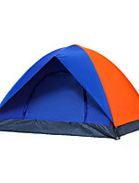 3-4 persons Tent Double Fold Tent One Room Camping Tent <1000mm Camping Traveling-