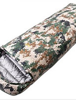 Camping Pad Rectangular Bag Single 15 Duck DownX60 Camping / Hiking Keep Warm Camping & Hiking