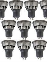 3W Faretti LED 1 COB 320 lm Bianco caldo Luce fredda Oscurabile V 10 pezzi
