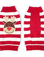 Dog Costume Dog Clothes Cosplay Reindeer