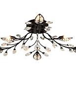 Lightmyself 6 огней хрустальная потолочная лампа в помещении фары для гостиной спальня столовая
