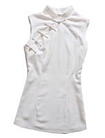 Top o camicia Lolita Classica e Tradizionale Ispirazione Vintage Cosplay Vestiti Lolita Con stampe Vintage Lolita Top Per Lino Cotone