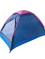 3-4 persons Tent Single Camping Tent Fold Tent Keep Warm for Camping / Hiking CM Other Material