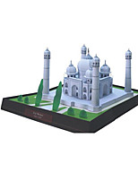 Jigsaw Puzzles DIY KIT 3D Puzzles Building Blocks DIY Toys Famous buildings Cross Architecture