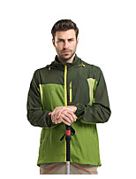 Men's Tops Running/Jogging Camping / Hiking Cycling Hiking Camping Camping & Hiking Fast Dry Sun Protection Ultra-thin Wind Proof