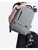 Men Shoulder Bag Polyester All Seasons Casual Outdoor Square Zipper Gray Black