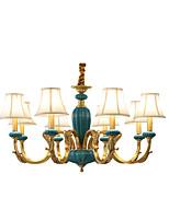 Tutti i lampadari a bracci in rame giada decorativeliving camera lampadario kp
