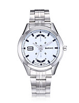 jewelora Men's Dress Watch Fashion Watch Wrist watch Chinese Quartz Water Resistant / Water Proof Shock Resistant Large Dial Stainless
