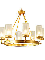 Todo o lustre de cobre jade decortiveliving room chandelier 88