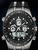 Homens Relógio Esportivo Relógio de Moda Relógio de Pulso Único Criativo relógio Relógio Casual Chinês Quartzo Calendário Impermeável
