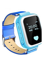 Kid's Fashion Watch Digital Water Resistant / Water Proof PU Band Blue Orange Pink