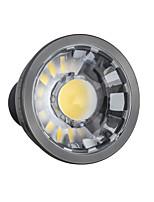 3W Spot LED 1 COB 320 lm Blanc Chaud Blanc Froid Décorative V 1 pièce