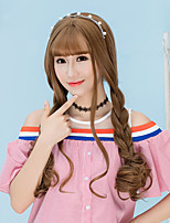 Natural Wigs Wigs for Women Costume Wigs Cosplay Wigs WL02