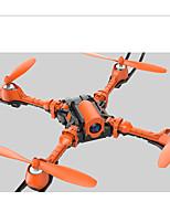 Drone I5HW 4 Canaux 6 Axes Avec l'appareil photo 0.3MP HD FPV Eclairage LED Retour Automatique Mode Sans Tête Vol Rotatif De 360 Degrés