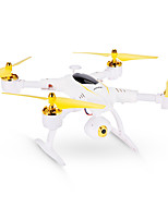 Drone JJRC H39WH White 4CH 6 Axis With 720P HD Camera FPV LED Lighting Headless Mode 360°Rolling Access Real-Time Footage HoverRC