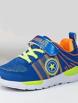 Мальчики Спортивная обувь Удобная обувь Светодиодные подошвы Полиуретан Весна Осень Атлетический Для прогулокУдобная обувь Светодиодные