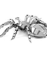 Puzzles Kit de Bricolage Puzzles 3D Puzzles en Métal Blocs de Construction Jouets DIY  Rond Nouveauté Aluminium