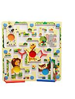 Board Game PVC Maze Puzzle