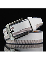 Men's retro fashion belt han edition men's joker waist leisure belt Contrast color belt