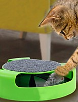 Pet Cat Toy Crazy Training Funny Toy For Cat Cat Toy Cat Mouse Toy Catch the Motion Mouse Ramdon Color