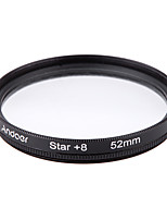 Andoer 52mm Filter Set UV  CPL  Star 8-Point Filter Kit with Case for Canon Nikon Sony DSLR Camera Lens