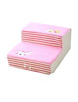 Dog Bed Pet Baskets Animal Soft Durable Blushing Pink