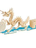 Kit Faça Você Mesmo Quebra-Cabeças 3D Quebra-Cabeça Brinquedos Outra 3D Faça Você Mesmo Não Especificado Peças