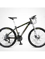 Mountain Bike Cycling 27 Speed 26 Inch/700CC SHIMANO M370 Disc Brake Suspension Fork Aluminium Alloy Frame Aluminium Aluminium