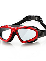 Swimming Goggles Swimming Goggles Silica Gel Red Black Silver