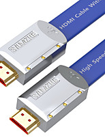 SAMZHE  ZH-B30  HDMI 2.0 Cable HDMI 2.0 to HDMI 2.0 Cable Male - Male 3.0m(10Ft)