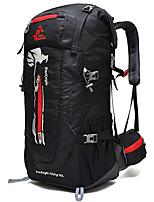 50 L Zainetti da alpinismo Ciclismo Backpack Zainetti Campeggio e hiking Attività ricreative Viaggi AlpinismoCampeggio e hiking Antivento