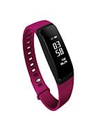 Муж. Смарт-часы Модные часы Цифровой Защита от влаги Pезина Группа Черный Синий Красный