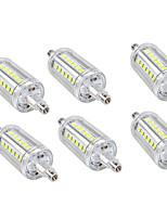 5W Lâmpadas Espiga 36 SMD 2835 150 lm Branco Quente Branco Frio AC 220-240 110-120 V